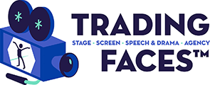 Trading Faces Logo